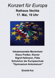 2014 Plakat Konzert für Europa a3