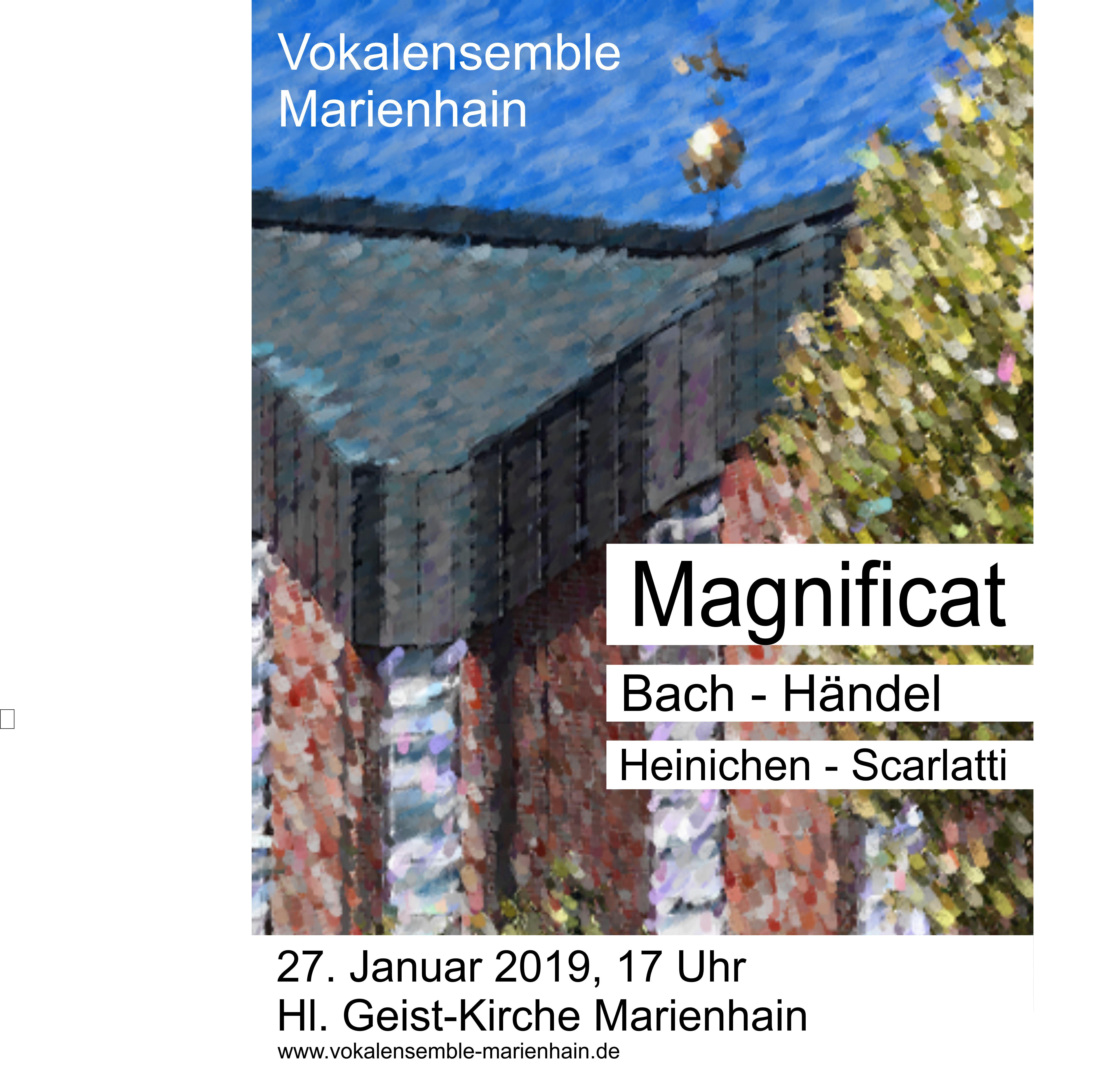 Plakat 2 Magnificat A3